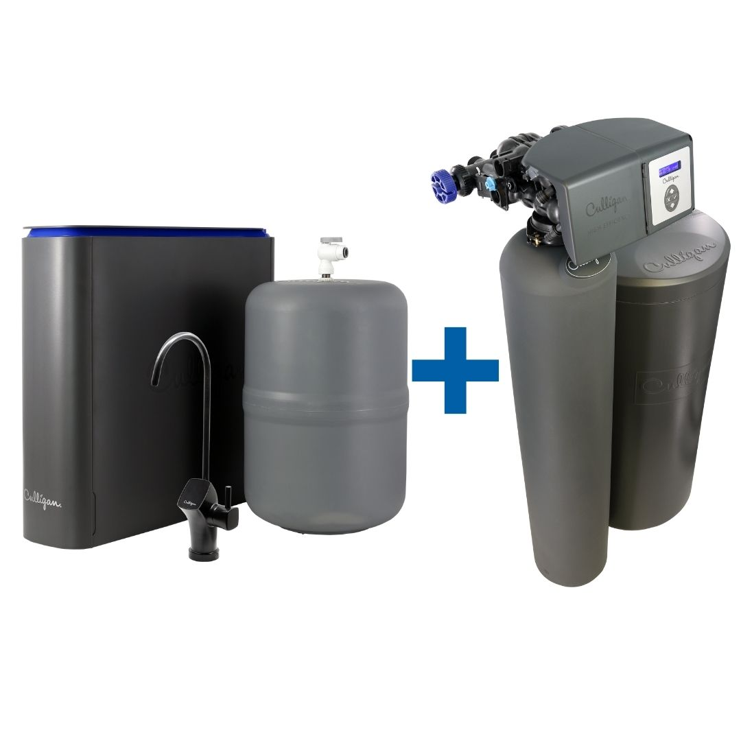 subscription softener and reverse osmosis